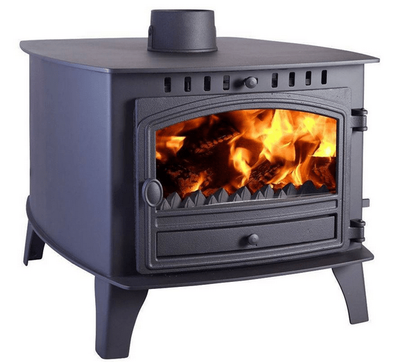 Hunter Herald 14 Double Sided Double Depth Stove