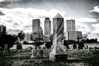 Tulsa Skyline Monuments