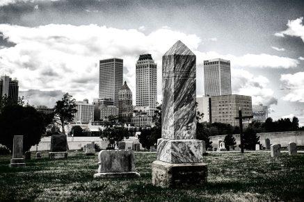 Tulsa Skyline Monuments