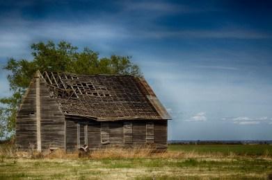 Rustic House in Western Oklahoma