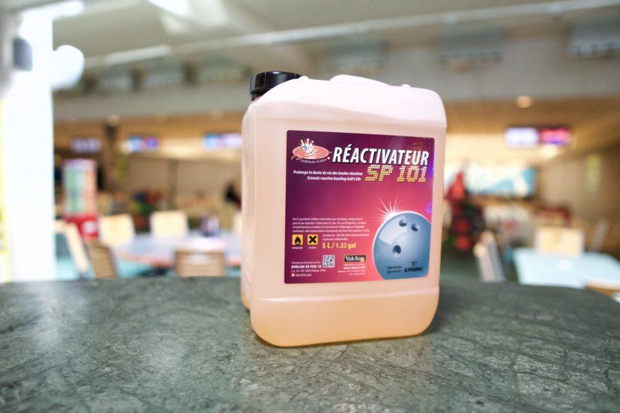 Reactivateur SP101