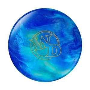 Columbia 300White Dot Boule de bowling, 10-Pound, bleu ciel