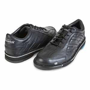 Brunswick Team chaussure Bowling, homme, noir, 43