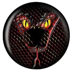 Serpent Glow Viz-a-ball Boule de bowling