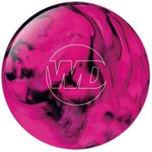 WD Columbia 300 White Dot Boule de bowling Rose Rose/noir 11 lb lb