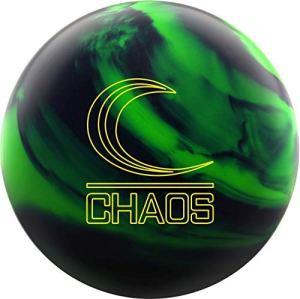 Columbia 300 Chaos Boule de Bowling Vert/Noir 3,8 kg
