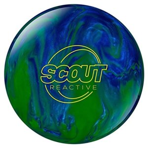 Columbia 300 Bowling Scout/R Pre-Drilled Bowling Ball, 16