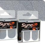 Genesis Sync Performance, Fitting, Protection, Pouce et Release Bowling Tape Disponible en Plusieurs Tailles et Fer à degrés, Weiß, 1″ 40 Stück