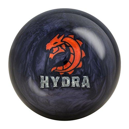 Motiv Hydra, Motiv Hydra Bowling Ball- Black Pearl, Noir brillant, 12