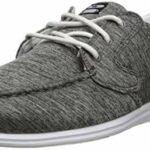 Brunswick Karma Chaussures de Bowling pour Femme, Femme, 58202204 085, Gris, 8.5 UK