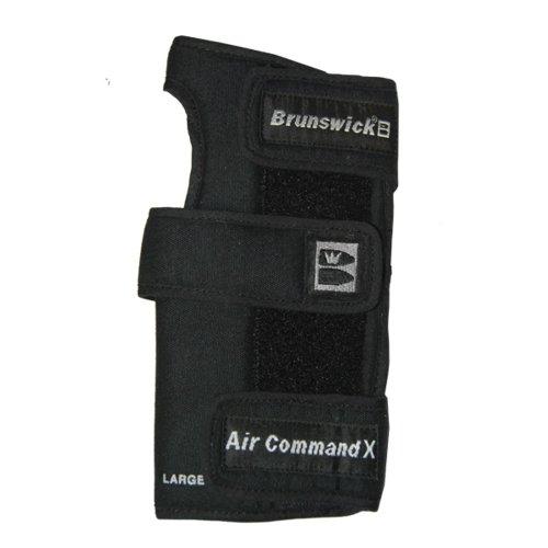Brunswick Air Command X Positioner Gant Droit pour Bowling Noir Noir x-Large