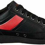 Dexter Drew Chaussures de Bowling pour Homme Noir/Rouge Pointure 40