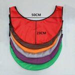 sharprepublic Sac de Transport de Boule de Bowling Portatif en Microfibre Porte-Boule de Bowling Imperméable – Rouge, 50X23cm