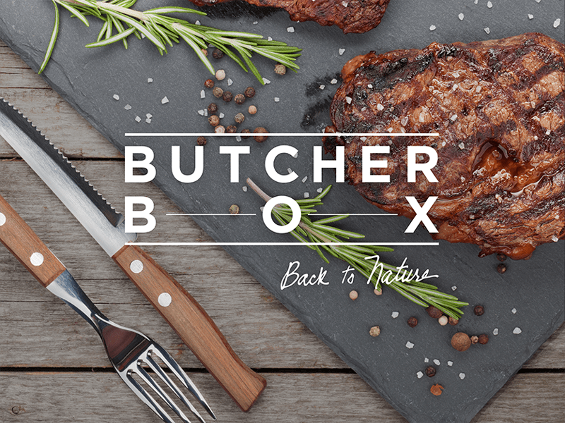 Butcher Box Back to Nature Image