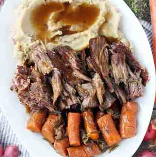 Instant Pot Pot Roast (and an exclusive ButcherBox Promotion!)