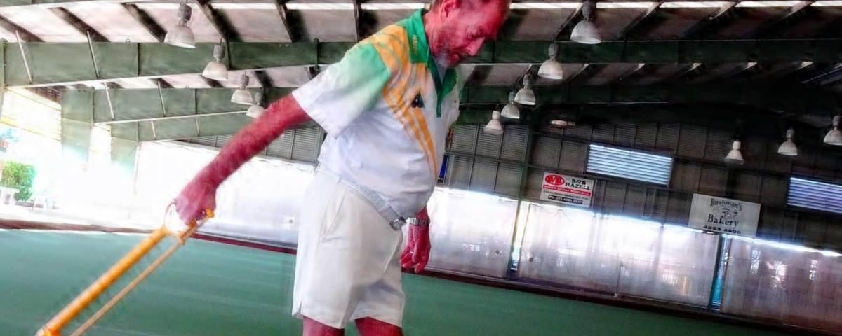 arm bowling