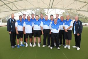 pic of NSW Over-40s Team