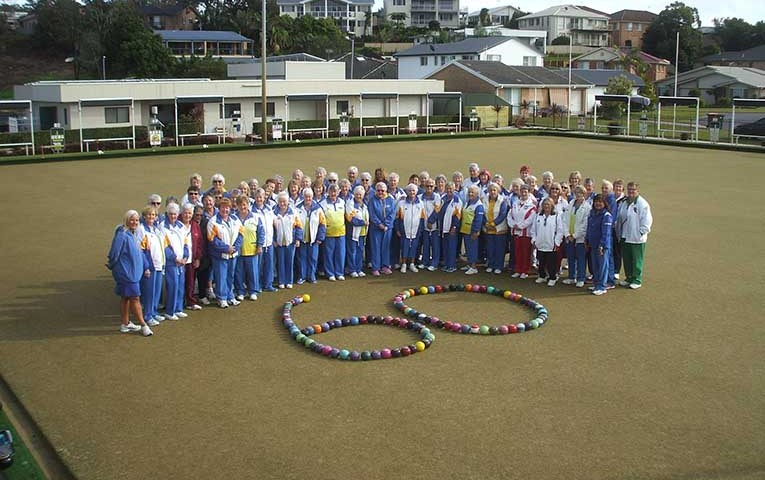 Solider's Point Ladies Celebrate 60 years