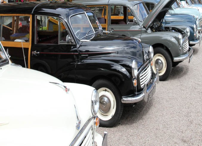 Bowood House Classic Cars Wiltshire