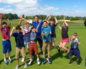Summer Junior Golf Day