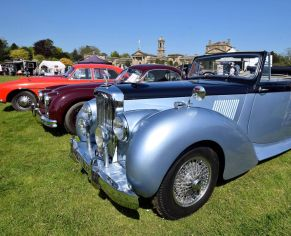 Bowood's Classic Car & Motorcycle Show
