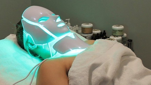 Treatment of the Month: LED Light Therapy Facial