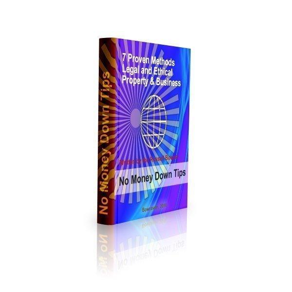 No Money Down Guide Book