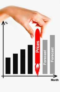 Increase your prices to increase profits and improve small business cash flows