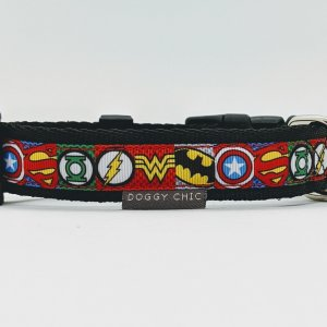 superhero collar