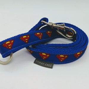 superman lead for your dog