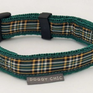 Irish National Tartan Collar for your dog
