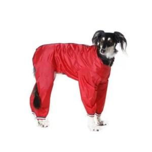 waterproof trouser suit