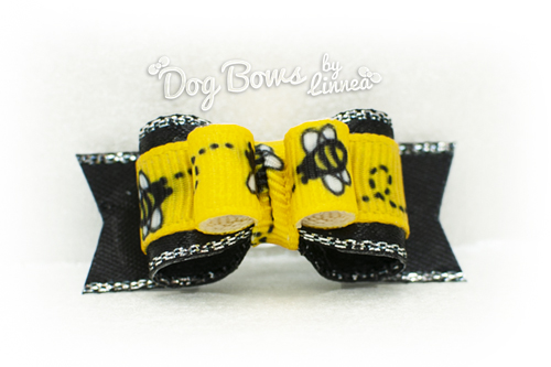 Bee My BumbleBee ~ Plush Tie