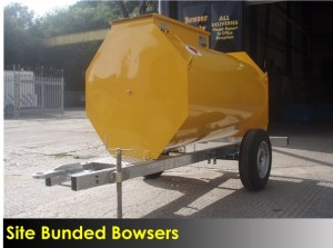 Site Bunded Bowsers