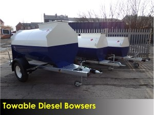 Towable Diesel Bowsers