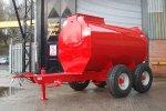 3000 Litre Twin Axle Diesel Bowser