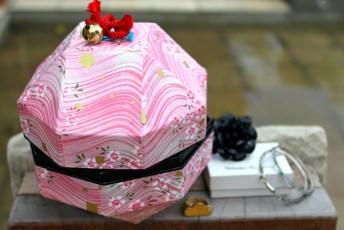 boite papier japonais