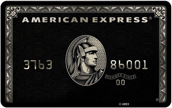 centurioncard