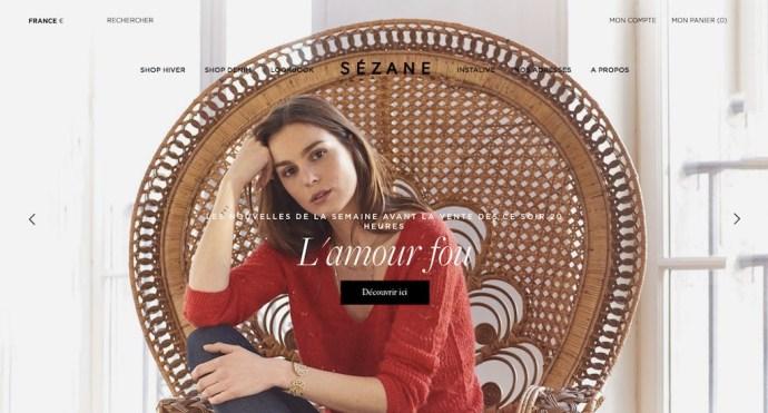 Sezane Paris