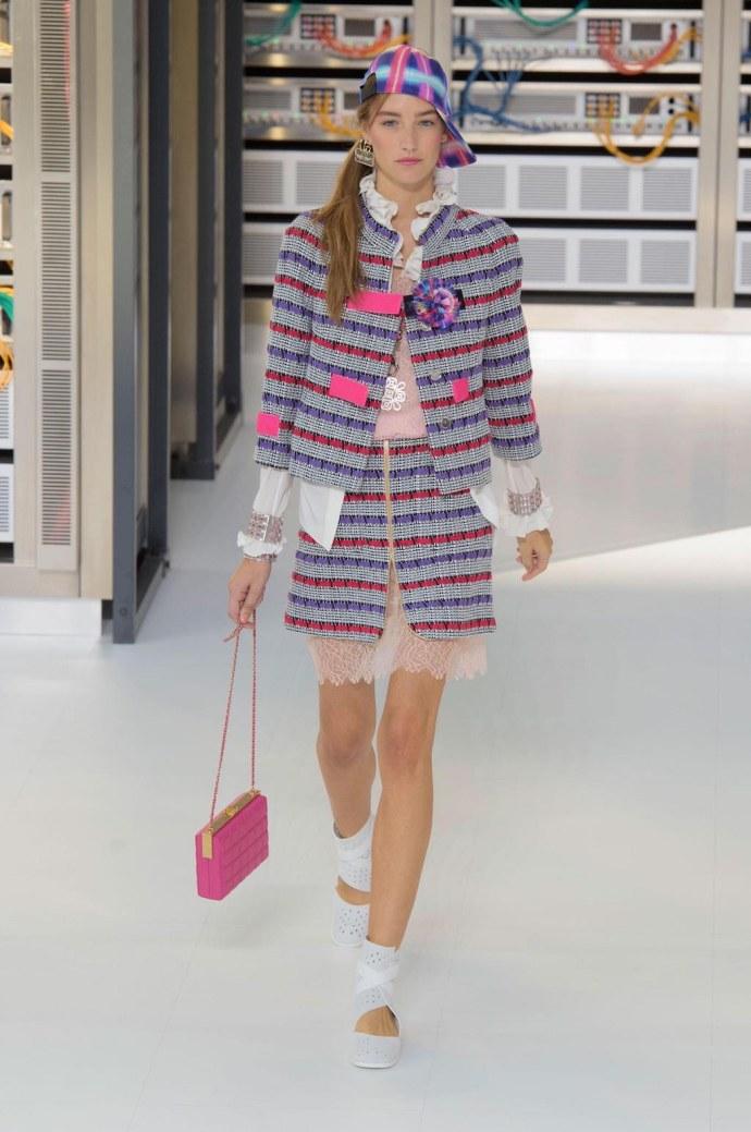 Chanel defile 2017