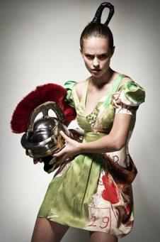 gunseli turkay warrior princess