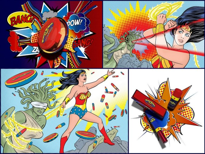 mac wonder woman