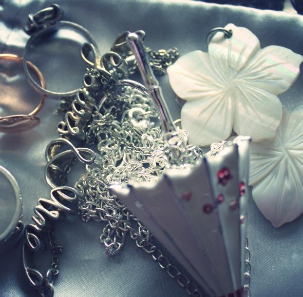 bijoux nacre