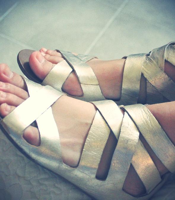 sandales dolce vita