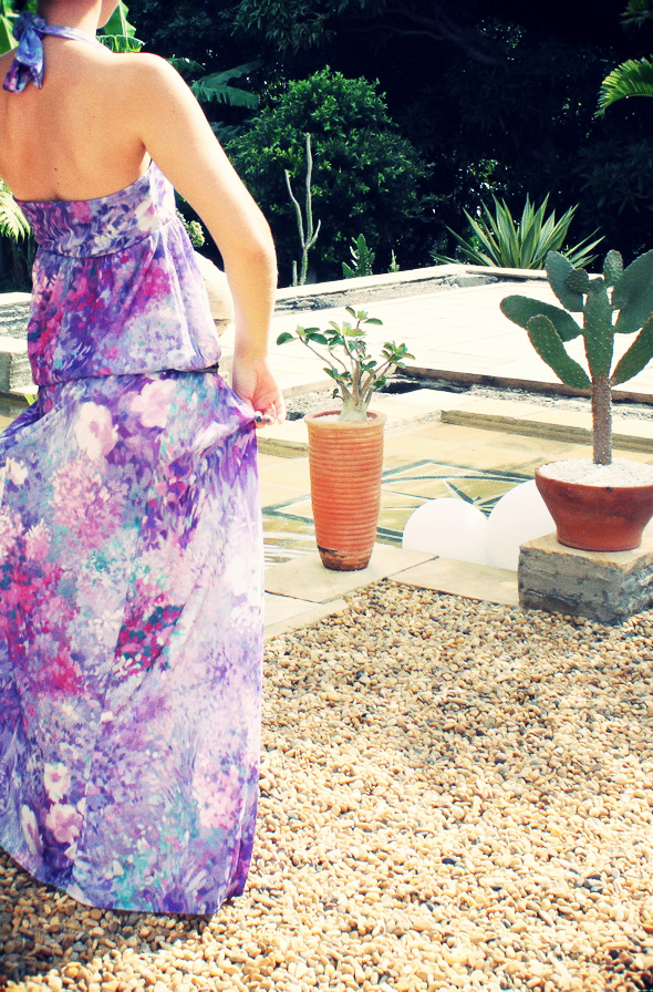 maxidress zara