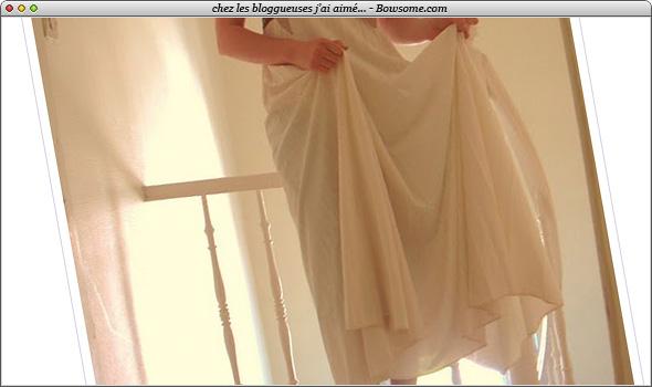 maxi dress white