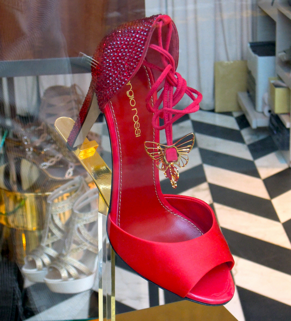 chaussures Sergio Rossi
