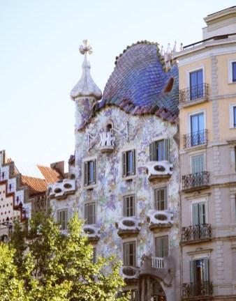 Casa Batlló (Passeig de Gracia)