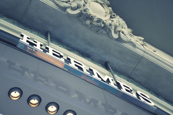 boutique hermes barcelone