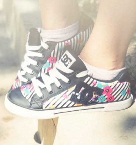 dc shoes baskets